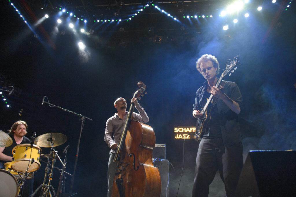 Dave Gisler Trio Live @ Schaffhausen JF 2018 by Selwyn Hoffmann