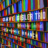 Dave Gisler Trio w. J. Branch, Zurich Concert